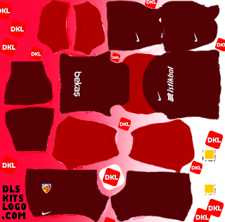 dls-Kayserispor-2019-2020-forma-kits logo-alternatif