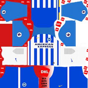 dls-Brighton & Hove Albion-kits-2017-18-home