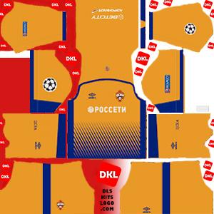 dls-CSKA Moscow-kits-2018-19-third