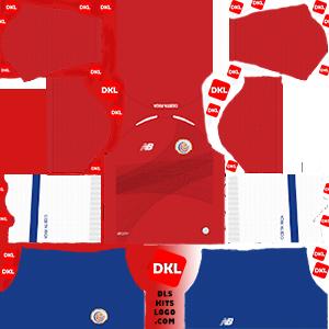dls-Costa Rica-kits-2018-home