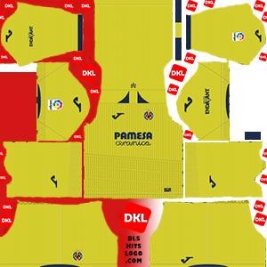 dls-villarreal-kits-2018-19-home