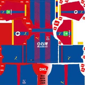 dls-Crystal Palace F.C.-kits-2018-2019-home
